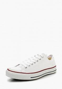 Кеды, Converse, цвет: белый. Артикул: CO011AUFZ698. Обувь