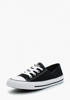 Кеды, Converse, цвет: черный. Артикул: CO011AWANAS3. Обувь