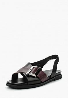 Сандалии, Covani, цвет: черный. Артикул: CO012AWAUSB4. Обувь