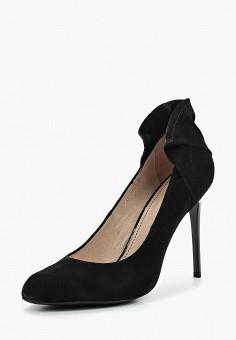 Туфли, Covani, цвет: черный. Артикул: CO012AWAUSC6. Обувь / Туфли / Закрытые туфли
