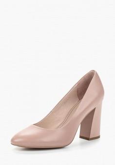 Туфли, Covani, цвет: розовый. Артикул: CO012AWAUSC9. Обувь