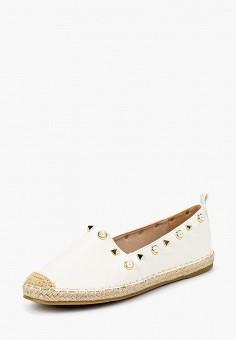 Эспадрильи, Coco Perla, цвет: белый. Артикул: CO039AWBSSB0. Обувь