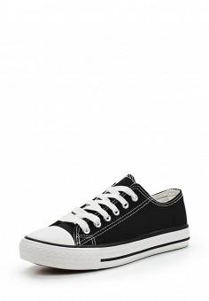 Кеды, Coura, цвет: черный. Артикул: CO048AWAWVT1. Обувь / Кроссовки и кеды / Кеды