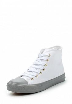 Кеды, Coura, цвет: белый. Артикул: CO048AWAWVT8. Обувь / Кроссовки и кеды