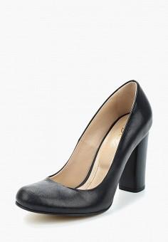 Туфли, Dali, цвет: черный. Артикул: DA002AWAEZT7. Обувь / Туфли / Закрытые туфли