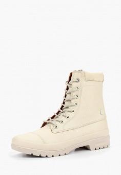Ботинки, DC Shoes, цвет: бежевый. Артикул: DC329AWCHSN6. Обувь