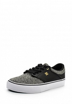 Кеды, DC Shoes, цвет: мультиколор. Артикул: DC329AWKDQ70.