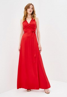 Платье, Diane von Furstenberg, цвет: красный. Артикул: DI001EWBSVO3. Одежда / Платья и сарафаны