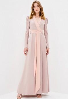 Платье, Diane von Furstenberg, цвет: розовый. Артикул: DI001EWBSVP5. Одежда / Платья и сарафаны