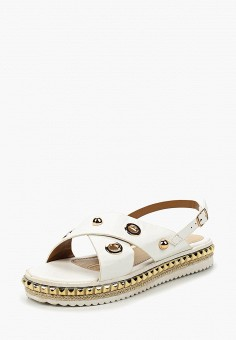 Сандалии, Diamantique, цвет: белый. Артикул: DI035AWBLRK4. Обувь / Сандалии