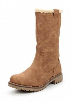Сапоги, Diamantique, цвет: коричневый. Артикул: DI035AWYAY73. Обувь / Сапоги