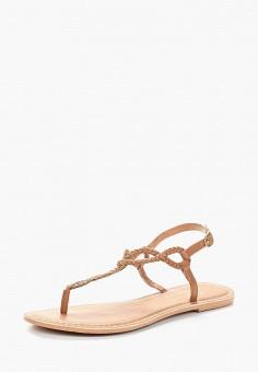 Сандалии, Dorothy Perkins, цвет: коричневый. Артикул: DO005AWAPCJ3. Обувь / Сандалии