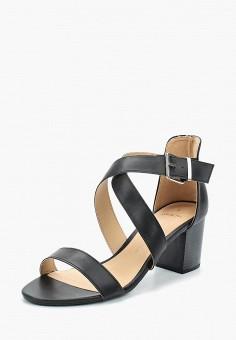 Босоножки, Dorothy Perkins, цвет: черный. Артикул: DO005AWAVTO5. Обувь / Босоножки