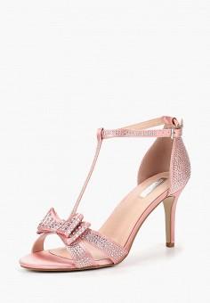 Босоножки, Dorothy Perkins, цвет: розовый. Артикул: DO005AWBVPO3. Обувь