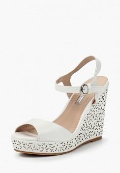 Босоножки, Dorothy Perkins, цвет: белый. Артикул: DO005AWBYYR7. Обувь / Босоножки