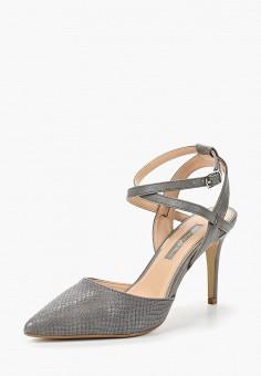 Туфли, Dorothy Perkins, цвет: серый. Артикул: DO005AWBYYS0. Обувь