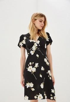 Платье, Dorothy Perkins, цвет: черный. Артикул: DO005EWCEPI0. Одежда / Платья и сарафаны