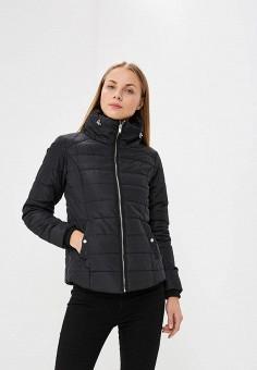 Куртка утепленная, Dorothy Perkins, цвет: черный. Артикул: DO005EWCEXD5. Одежда / Верхняя одежда / Демисезонные куртки