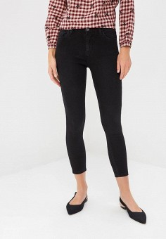 Джинсы, Dorothy Perkins, цвет: черный. Артикул: DO005EWCIJC5. Одежда / Джинсы