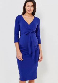 Платье, Dorothy Perkins Maternity, цвет: синий. Артикул: DO028EWAAKB7. Dorothy Perkins Maternity