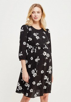 Платье, Dorothy Perkins Maternity, цвет: черный. Артикул: DO028EWAHYW4. Dorothy Perkins Maternity
