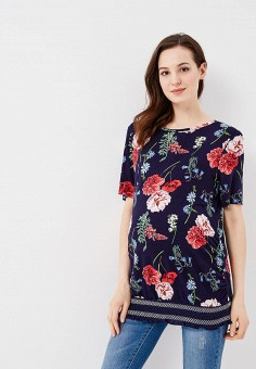 Футболка, Dorothy Perkins Maternity, цвет: синий. Артикул: DO028EWATIS1. Dorothy Perkins Maternity