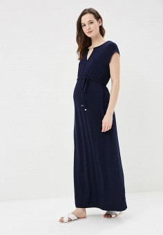 Платье, Dorothy Perkins Maternity, цвет: синий. Артикул: DO028EWAVTL8. Dorothy Perkins Maternity