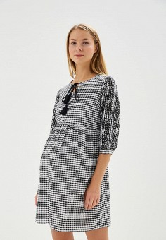 Платье, Dorothy Perkins Maternity, цвет: черный. Артикул: DO028EWBAKR1. Dorothy Perkins Maternity