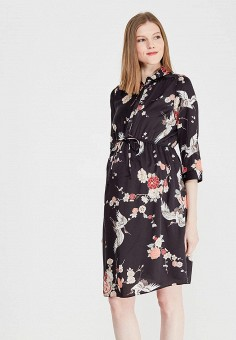 Платье, Dorothy Perkins Maternity, цвет: черный. Артикул: DO028EWZIS67. Dorothy Perkins Maternity