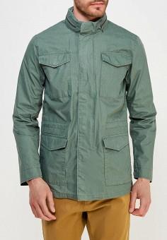 Парка, Dockers, цвет: зеленый. Артикул: DO927EMAOGY3. Одежда / Верхняя одежда / Парки