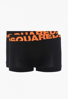Комплект, Dsquared Underwear, цвет: черный. Артикул: DS004EMAEWA8. Dsquared Underwear