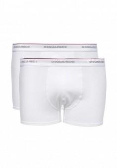 Комплект, Dsquared Underwear, цвет: белый. Артикул: DS004EMJRS99. Dsquared Underwear