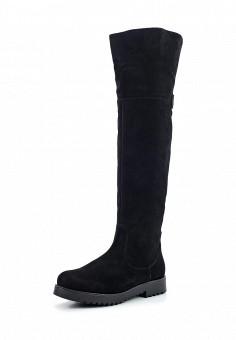 Ботфорты, El Tempo, цвет: черный. Артикул: EL072AWVRH69. Обувь / Сапоги