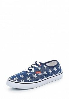 Кеды, Enjoin', цвет: синий. Артикул: EN009AWQKC77. Обувь / Кроссовки и кеды