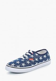 Кеды, Enjoin', цвет: синий. Артикул: EN009AWQKC77. Обувь / Кроссовки и кеды / Кеды
