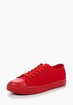 Кеды, Enjoin', цвет: красный. Артикул: EN009AWQKC79. Обувь