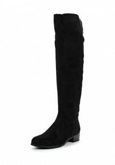 Ботфорты, Enjoin', цвет: черный. Артикул: EN009AWUQV87. Обувь / Сапоги