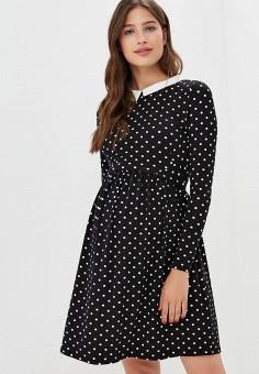 Платье, Envie de Fraise, цвет: черный. Артикул: EN012EWBTUH9. Одежда / Платья и сарафаны