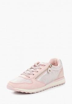 Кроссовки, Escan, цвет: розовый. Артикул: ES021AWAJMJ9. Обувь / Кроссовки и кеды / Кроссовки