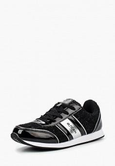 Кроссовки, Escan, цвет: черный. Артикул: ES021AWQSB31. Обувь / Кроссовки и кеды / Кроссовки
