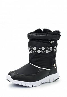 Дутики, Escan, цвет: черный. Артикул: ES021AWWBL37. Обувь / Сапоги