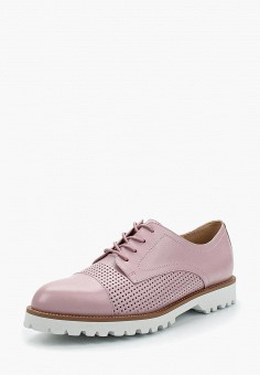 Ботинки, Evita, цвет: розовый. Артикул: EV002AWACOX1. Обувь