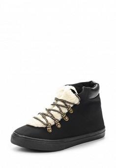 Кеды, Evans, цвет: черный. Артикул: EV006AWXRE96. Обувь / Кроссовки и кеды / Кеды