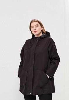 Куртка, Evans, цвет: черный. Артикул: EV006EWAYVU7. Одежда / Верхняя одежда / Легкие куртки и ветровки