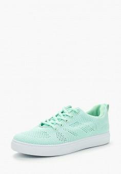 Кеды, Exquily, цвет: зеленый. Артикул: EX003AWBAQD8. Обувь / Кроссовки и кеды / Кеды