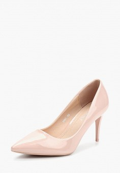 Туфли, Exquily, цвет: розовый. Артикул: EX003AWZQM05. Обувь