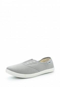 Кеды, Face, цвет: серый. Артикул: FA024AWAGOK7. Обувь / Кроссовки и кеды / Кеды