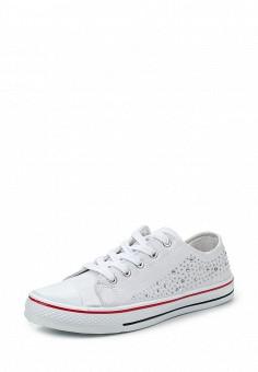 Кеды, Face, цвет: белый. Артикул: FA024AWIRU99. Обувь / Кроссовки и кеды