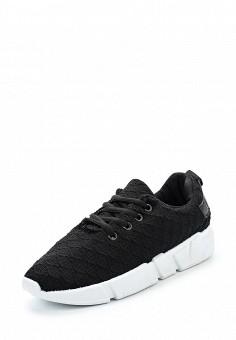 Кроссовки, Fashion & Bella, цвет: черный. Артикул: FA034AWANUM3. Обувь / Кроссовки и кеды