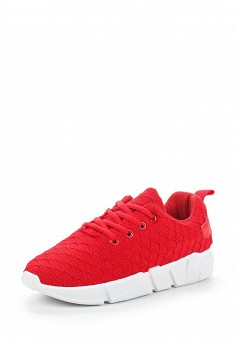 Кроссовки, Fashion & Bella, цвет: красный. Артикул: FA034AWANUM5. Обувь / Кроссовки и кеды